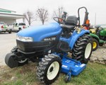 Tractor For Sale: 2004 New Holland TC29DA, 29 HP