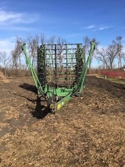 Summers 40' Field Cultivator For Sale