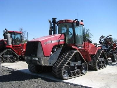 2004 Case IH STX375Q Tractor For Sale