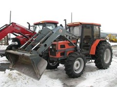 Tractor For Sale 1991 Agco Allis 6670