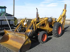 Tractor For Sale 1970 Case 580 CK