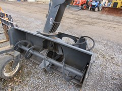 Snow Blower For Sale:   Loftness 721D1EC 72""