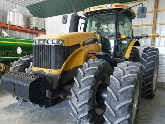 2012 Challenger MT675D Tractor For Sale
