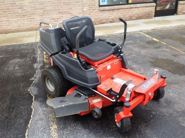 Simplicity COURIER Riding Mower For Sale