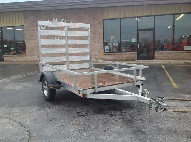 2007 Misc 8' Utility Trailer For Sale
