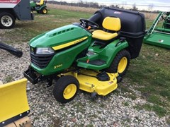 Riding Mower For Sale 2017 John Deere X580