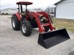 Tractor For Sale 2016 Case IH FARMALL 110C , 107 HP