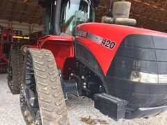 Tractor For Sale 2014 Case IH STEIGER 420 ROWTRAC , 420 HP