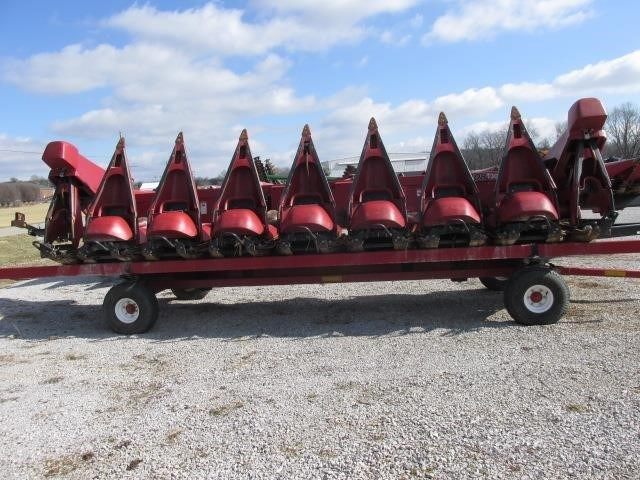 2009 Case IH 3408 Header-Row Crop For Sale