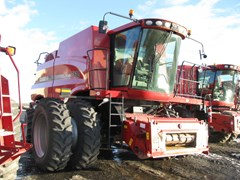 Combine For Sale 2013 Case IH AF-7130 , 350 HP