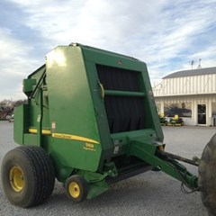 Baler-Round For Sale 2014 John Deere 569