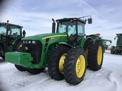 Tractor For Sale 2009 John Deere 8430 , 250 HP