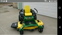 Riding Mower For Sale 2015 John Deere Z665 , 24 HP