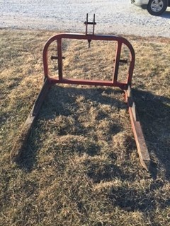 Bale Mover-Pull Type For Sale Work Saver 3 point bale mover