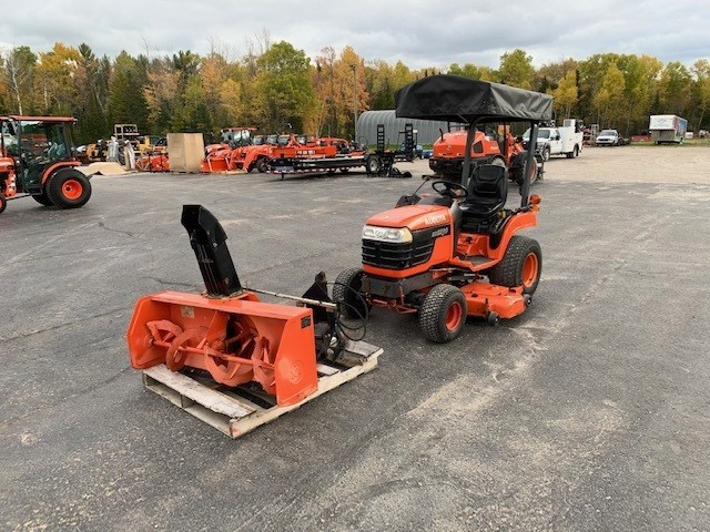 2004 Kubota BX2230D Tractor For Sale