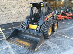 Skid Steer For Sale:  2005 New Holland LS160