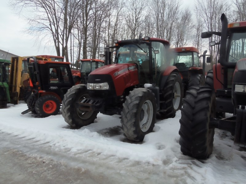 2011 Case IH 115 MAX Tractor For Sale