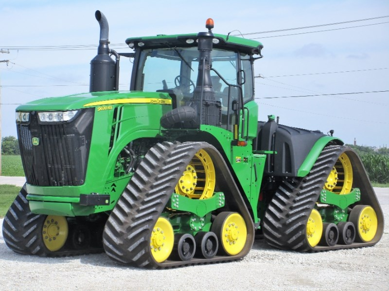 2016 John Deere 9620RX Tractor For Sale