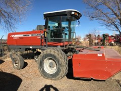 Windrower-Self Propelled For Sale:  2008 Massey Ferguson 9635