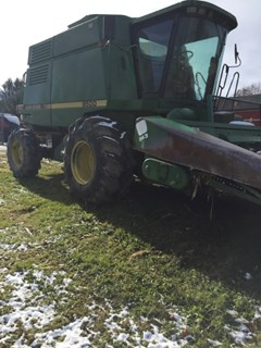 Combine For Sale John Deere 9500