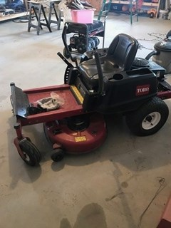 Riding Mower For Sale:  2010 Toro 74360