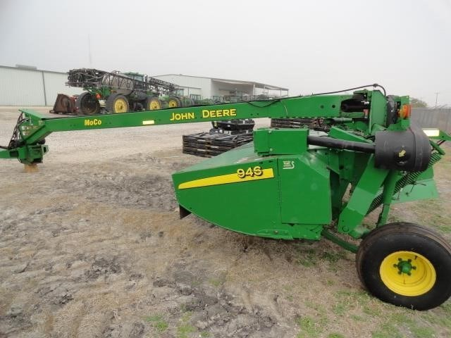 2012 John Deere 946 Mower Conditioner For Sale