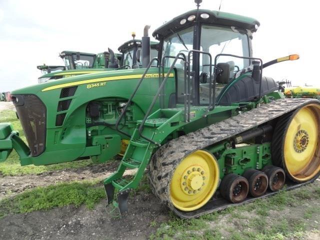 2010 John Deere 8345RT Tractor For Sale