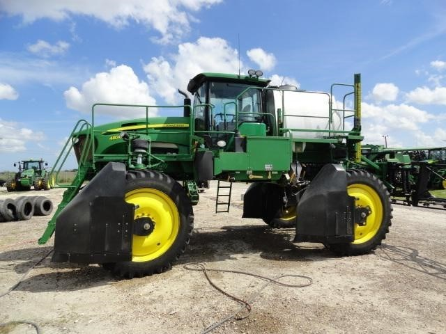 2007 John Deere 4830 Sprayer-Self Propelled For Sale