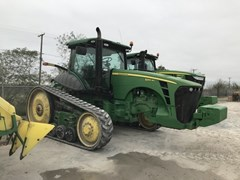 Tractor For Sale:  2010 John Deere 8345RT , 345 HP