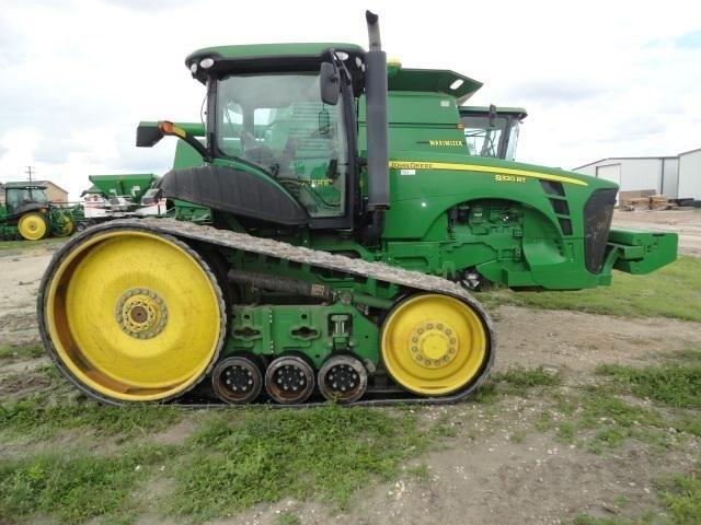2010 John Deere 8320RT Tractor For Sale