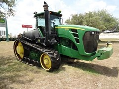 Tractor For Sale:  2009 John Deere 9530T , 475 HP