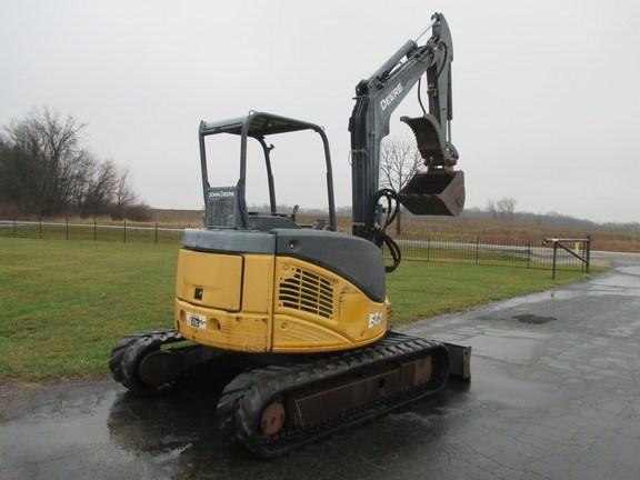 2006 John Deere 50D Excavator-Mini For Sale