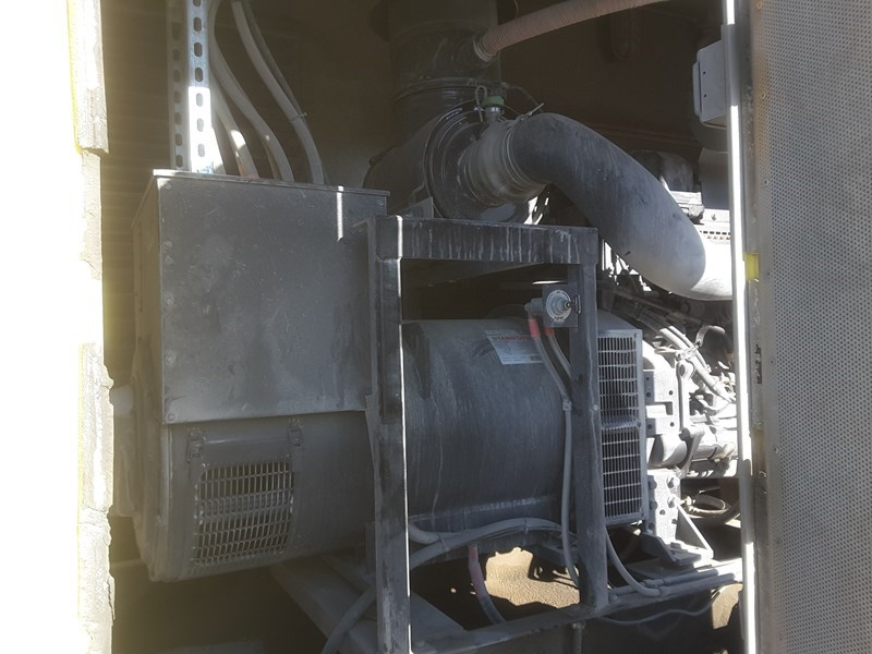 2012 VOLVO PENTA 340 KW Generator & Power Unit For Sale