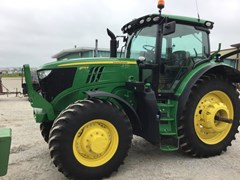 Tractor For Sale 2016 John Deere 6175R , 175 HP
