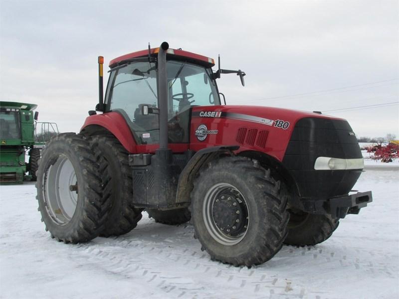 2013 Case IH MAGNUM 180 Tractor For Sale