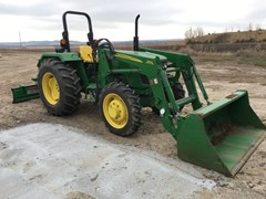 Tractor For Sale 2014 John Deere 5045E , 45 HP