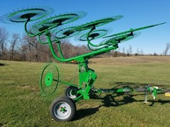 Hay Rake For Sale:  2016 Frontier WR0008