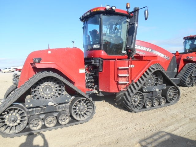 2015 Case IH 540 QUAD Tractor For Sale