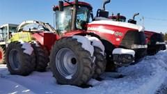Tractor For Sale 2016 Case IH STEIGER 470 HD , 470 HP