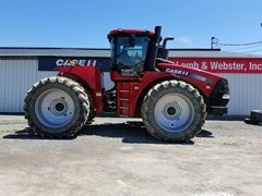 Tractor For Sale 2016 Case IH STEIGER 420 HD , 420 HP