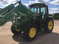 Tractor For Sale 2017 John Deere 6110M