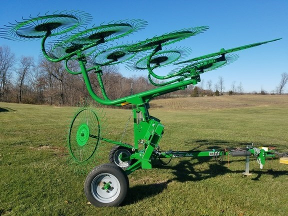 2016 Frontier WR0008 Hay Rake For Sale