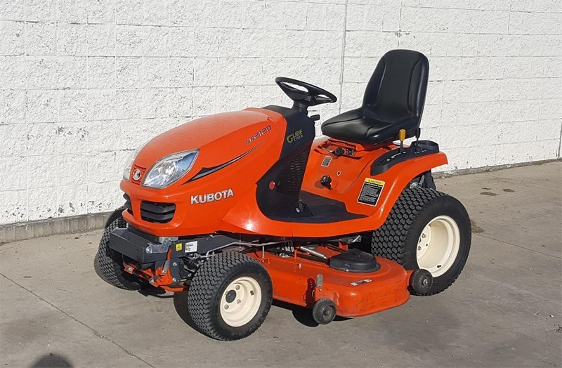 2014 Kubota GR2120 Riding Mower For Sale