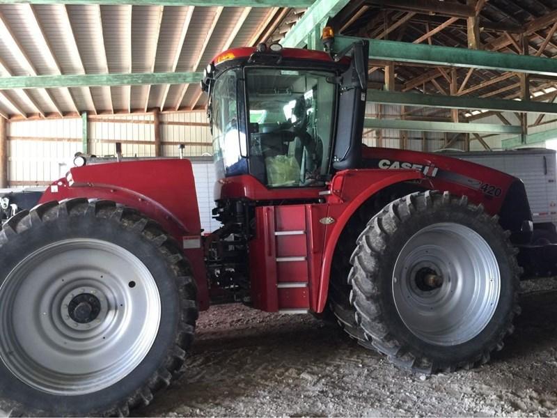 2016 Case IH STEIGER 420 HD Tractor For Sale