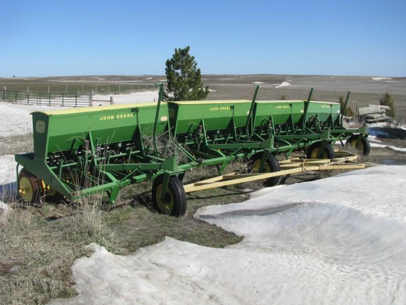 John Deere HZ Drills Grain Drill For Sale