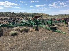 Field Cultivator For Sale John Deere 737