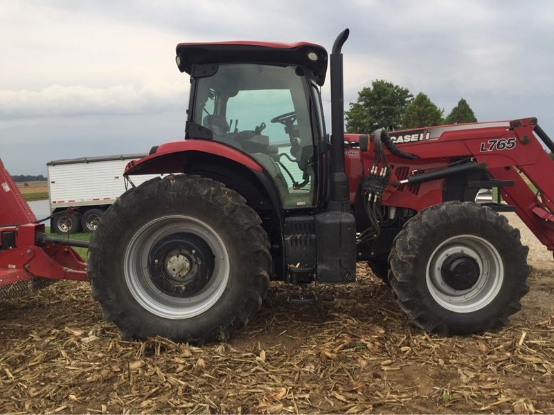 2016 Case IH PUMA 150 Tractor For Sale