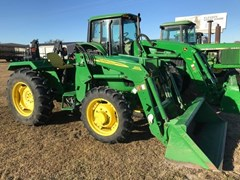 Tractor For Sale:   John Deere 5055E , 55 HP