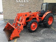 Tractor For Sale:  2008 Kubota M7040HD