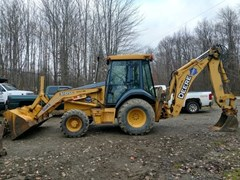 Loader Backhoe For Sale 2006 John Deere 310SG